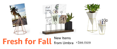 New Items From Umbra