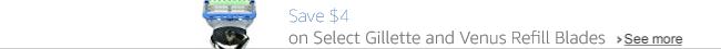Save on Gillette
