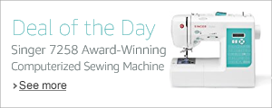 Deal of the Day, Singer 7258
