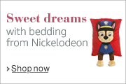 Nickelodeon Bedding