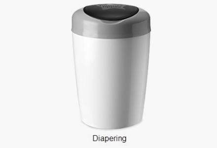 Diapering
