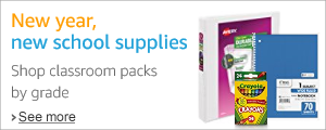 Shop classroom packs for your school supplies
