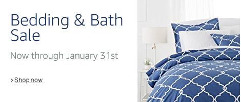 Bedding and Bath Sale