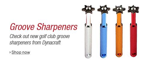 Golf Groove Sharpeners