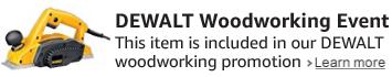 DEWALT Woodworking Event