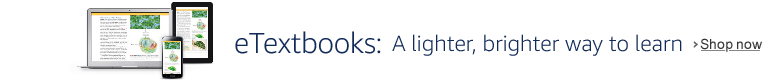 eTextbooks: A lighter, brighter way to learn