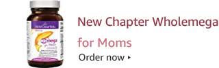 New Chapter Wholemega for Moms