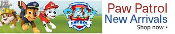 Paw Patrol New Arrivals