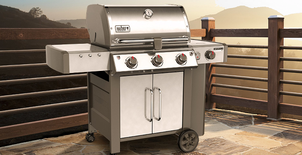 Free Premium Grill Assembly