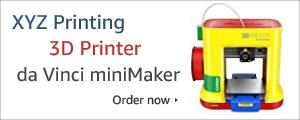 XYZprinting 3D Printer