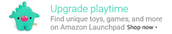 Upgrade playtime - Innovative toys and games from Amazon Launchpad