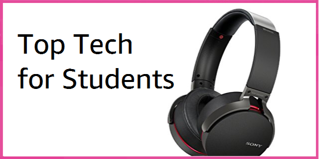 Top electronics for students