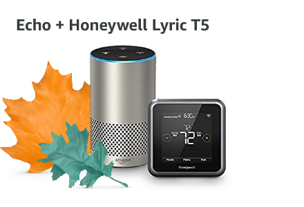 Echo + Honeywell Lyric T5