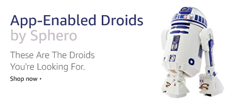 Image of Sphero R2-D2 App-Enabled Droid