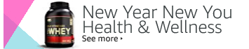 New Year New You Health Wellness