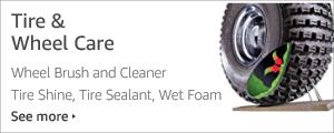 Shop Tire & Wheel Care