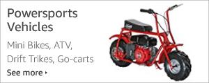 Shop Powersports Vehicles