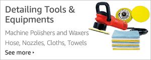 Shop Detailing Tools
