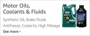 Shop Motor Oil, Coolants and Fluids