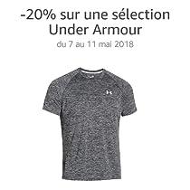 -20% sur une sélection Under Armour