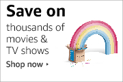 Save on thousands of movies and TV shows