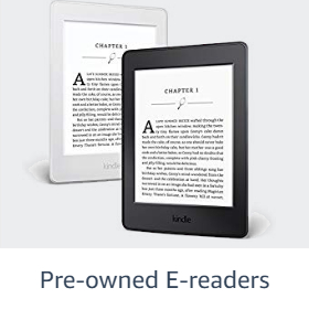 Pre-owned Kindle E-readers