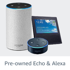 Pre-owned Echo & Alexa