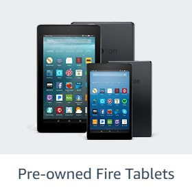 Refurbished Fire Tablets