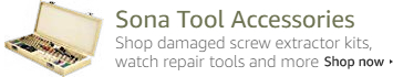 Sona Enterprises Tool Accessories
