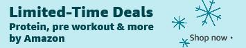 20% off household basics by Amazon