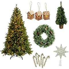 Deck the Halls: up to 30% off Christmas Trees and Decorations