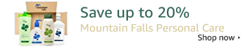 Save up to 20% on Mountain Falls