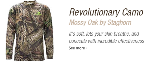 Mossy Oak by Staghorn