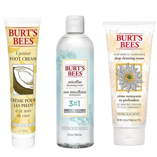 Up to 15% off Burt's Bees Selected Skincare and Lipcare