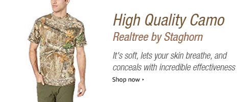 Realtree by Staghorn