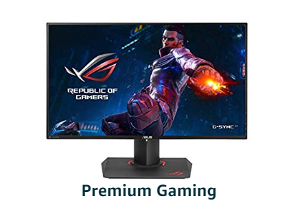 Premium Gaming Monitor