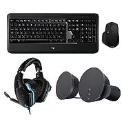 Amazon #DealOfTheDay: Save up to 40% on Logitech PC Gaming & Productivity