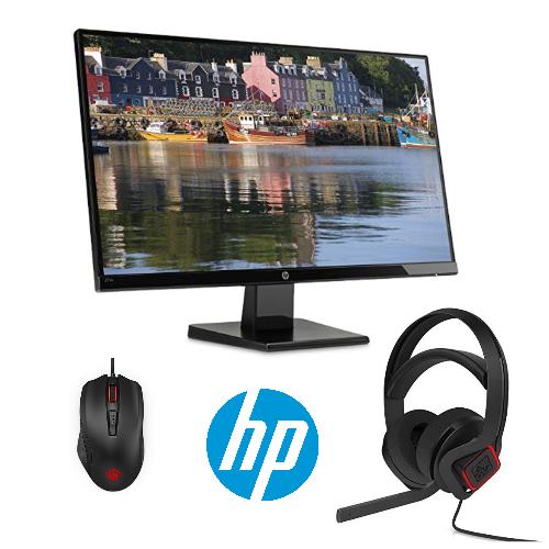 HP : Jusqu'à -75% sur les écrans PC et accessoires