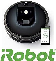 iRobot : Roomba 981, aspirateur robot
