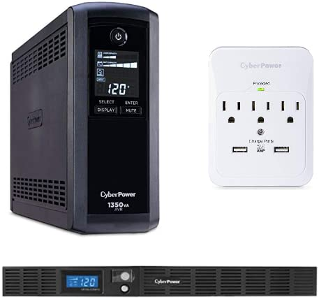 Save up to 26% on CyberPower UPS and Surge Protector