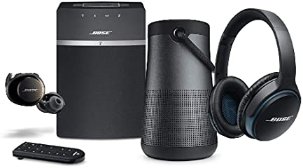 Save on Bose Headphones, Speakers, and Home Audio