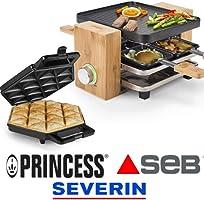 Cuisine conviviale : Jusqu'à -43% sur Seb, Princess, Severin, …