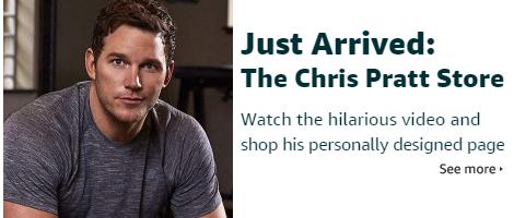 The Chris Pratt STore