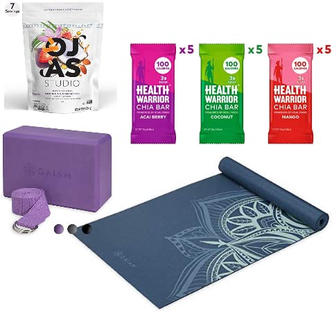 Save up to 35% on fitness & wellness products from Gaiam, O...