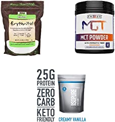 For a limited time, save up to 30% on Keto essentials