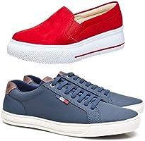Seleção de Sapatos Casuais até 40% off