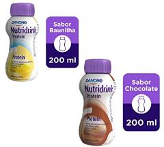 Nutridrink Protein Chocolate Danone Nutricia 200ml