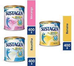 Sustagen Nutrição e Energia 400G Banana, Sustagen N&E