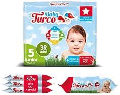 Baby Turco ürünlerinde kaçırılmayacak fırsatlar