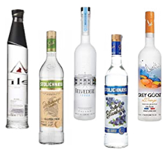 Vodka Grey Goose Original 200Ml